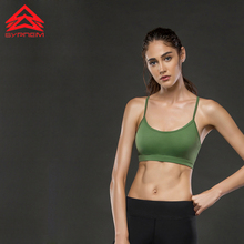 ФОТО syprem mesh stitching women sports bra girl fitness top yoga brassiere gym crop tops fitness feminino academia,wy0423