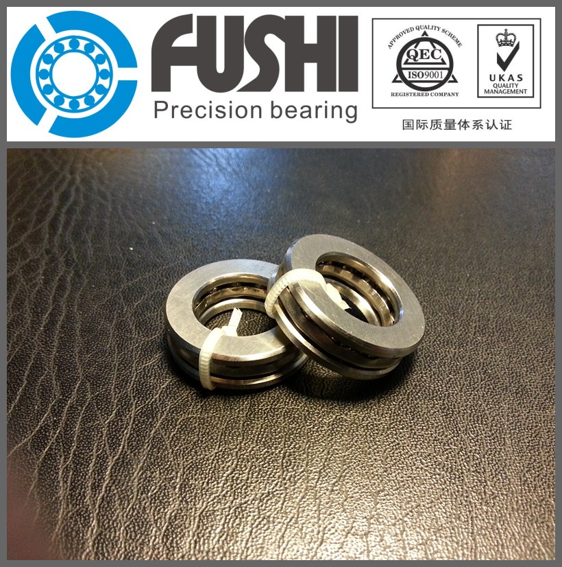 S51115 Bearing 75*100*19 mm ( 1PC ) ABEC-1 Stainless Steel Thrust S 51115 Ball Bearings s6009zz bearing 45 75 16 mm 2pcs abec 1 s6009 z zz s 6009 440c stainless steel s6009z ball bearings