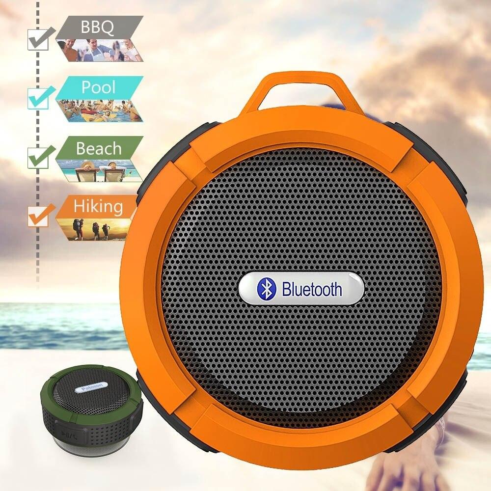 Mini inalámbrico portátil parlantes Bluetooth al aire libre ...