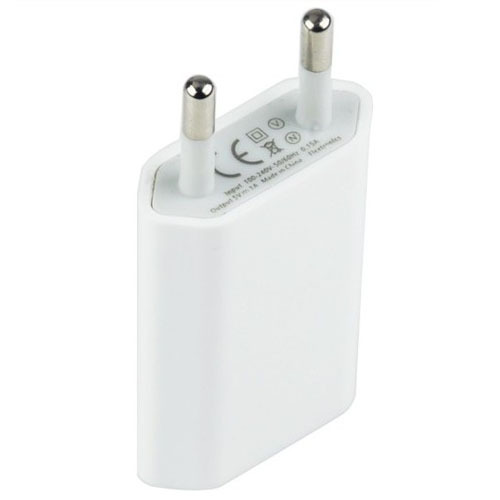 Universal EU Plug USB Power Home Wall Charger Adapter Travel Power Charging Adapter For Apple iPhone 4S 5 5S 6 6s 7 plus