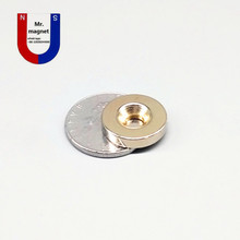 50pcs 15x3-3 hole magnet 15x3mm hole 3mm, NdFeB magnet 15x3mm hole Dia 3mm, 15mm x 3mm hole 3mm magnets 15x3-3mm