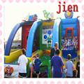 5*3m all-in-one sports arena inflatable sports games,giant inflatable games for adults and children
