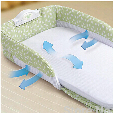 e461c276ddfb nightlight music womb sounds Infant baby portable crib Newborns Crib ...