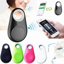 Child Pet Bluetooth Remote GPS Tracker Transer Anti-Lost Theft Device Alarm Bag Wallet Bags Locator GPS Extraordinary цены онлайн