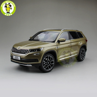 1/18 VW Volkswagen Skoda KODIAQ SUV Diecast Metal SUV CAR MODEL gift hobby collection Gold