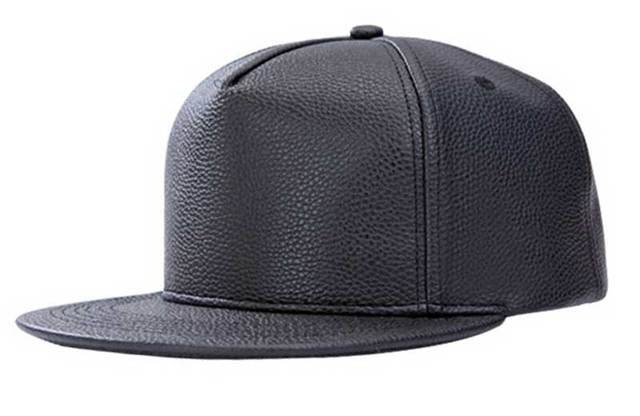 6pcs Blank Black PU Snapback Hat Mens Fall Winter Plain Flat Bill Snapbacks  Caps Buy Fashion c49eacdeecb