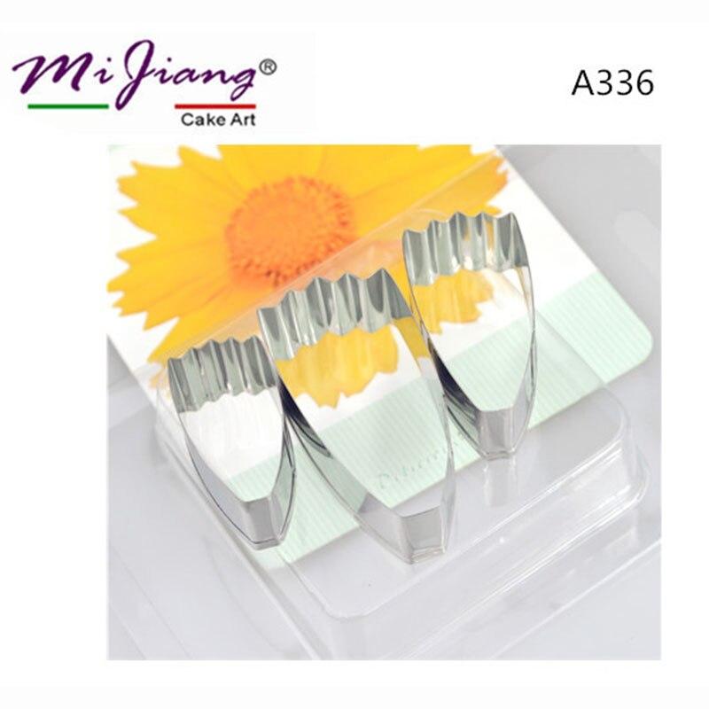 Calliopsis Flower Petal Cookie Cutter Sunflower Mold Stainless Steel ...