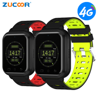 ZUCOOR Smart Watch 4G Android Women's Watches Wearable Devices GPS Tracker Wristwatch Ladies Phone Mp3 Health Men's Smartwatch