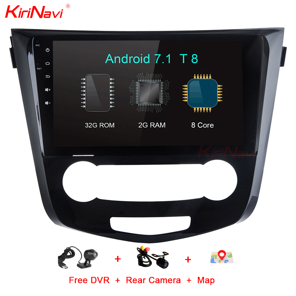kirinavi octa core android 7 1 car gps navigation for. Black Bedroom Furniture Sets. Home Design Ideas