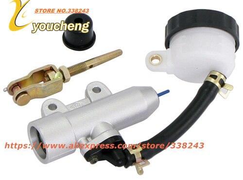 CF500 Master Cylinder Pedal Brake CF188 500cc Engine Foot Brake Pump ATV Accessories Go Karts UTV500 9010-080400 JSBT-CF500 atv запчасти и аксессуары cfmoto cf188 cf500 500cc atv