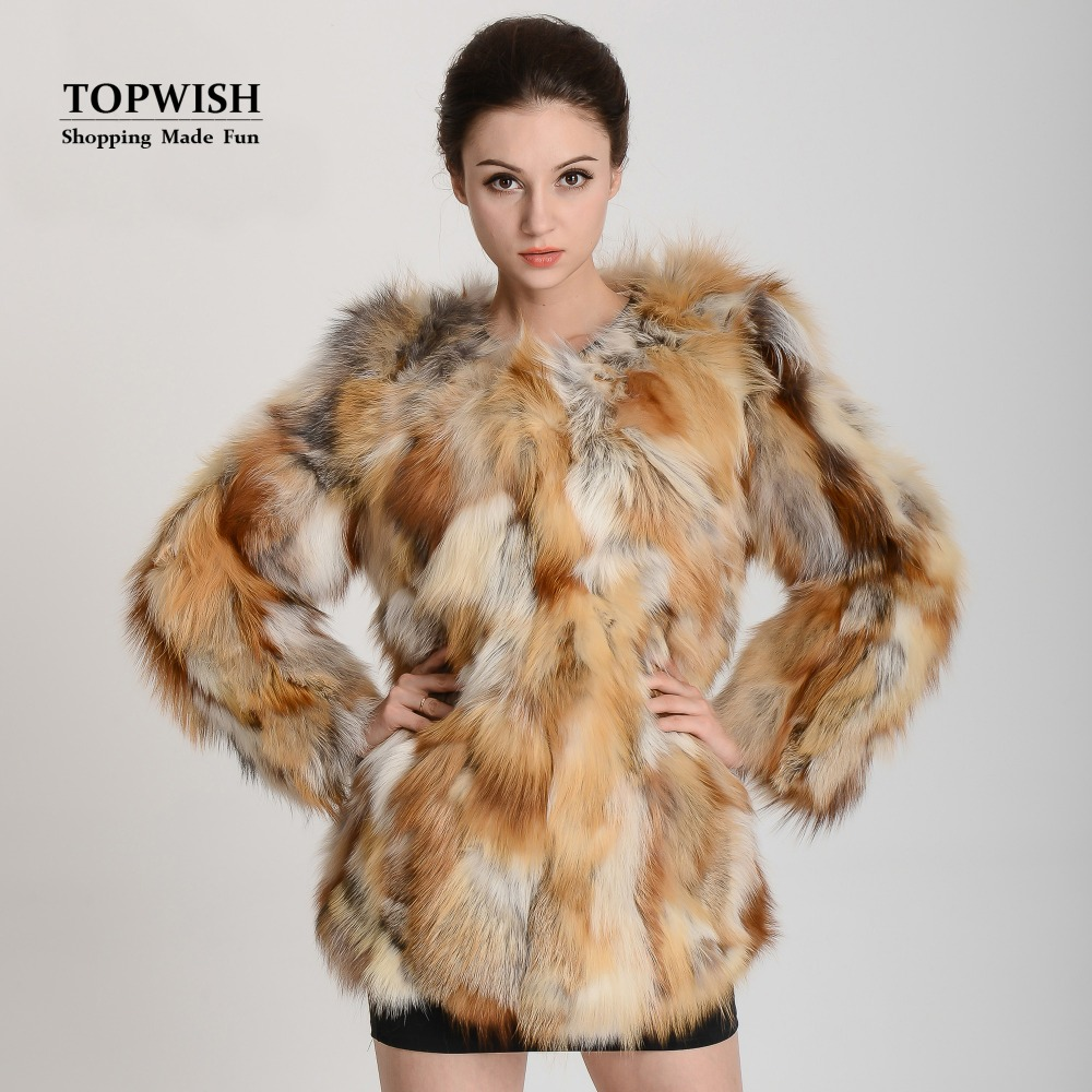 Cheap Fox Fur Coats