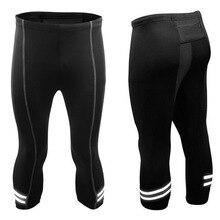 Дизайн Лидер продаж Высокое качество 2013 3/4 Длина спортивные шорты для бега спортивная одежда велосипедная одежда/Сделано из лайкры некоторые Размеры