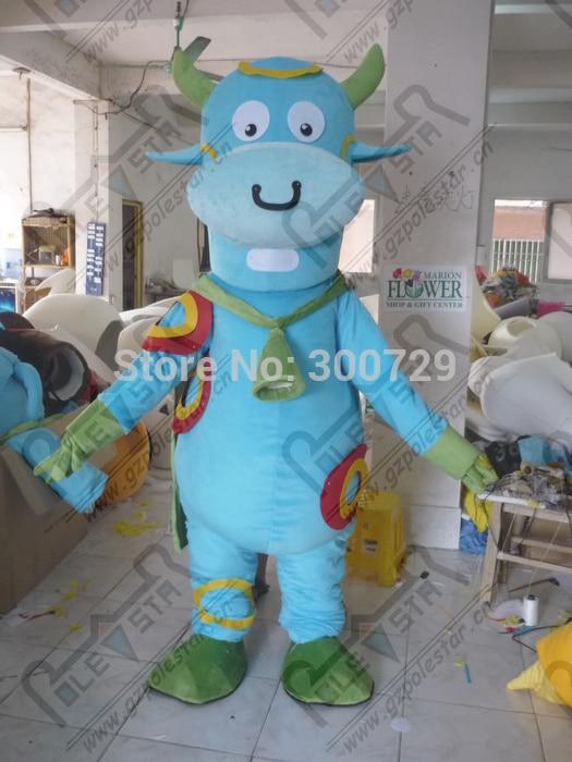 export high quality super deer mascot costumes