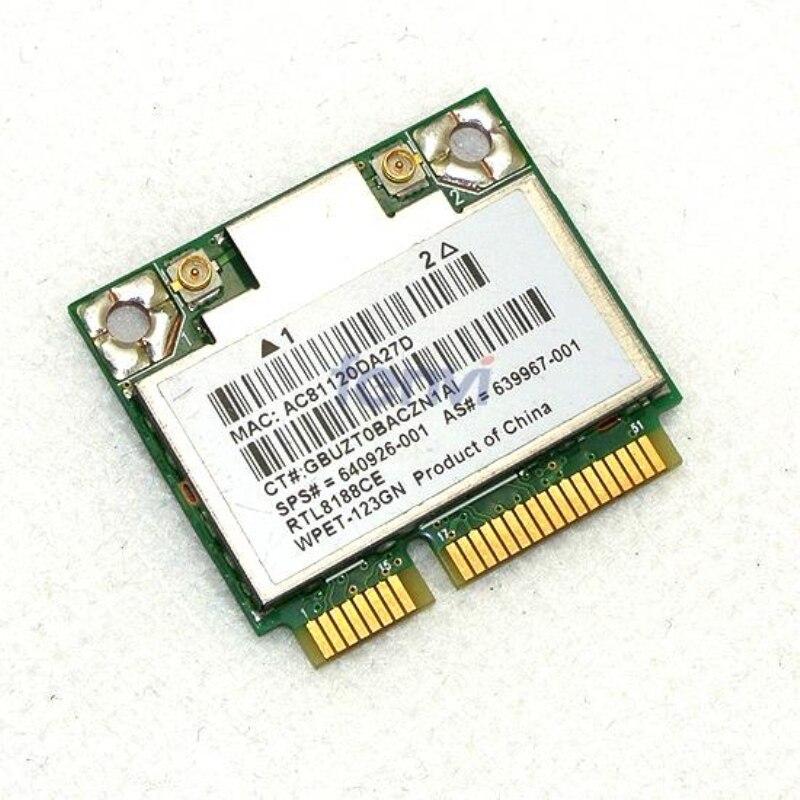 Realtek rtl8188ce wireless lan 802. 11n for pci-e buy realtek.