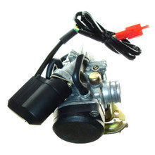 mopes Carburetor Replacement for Scooter Parts Replaces 50cc 4 Takt China ATV 18mm Kit QMB139(China)