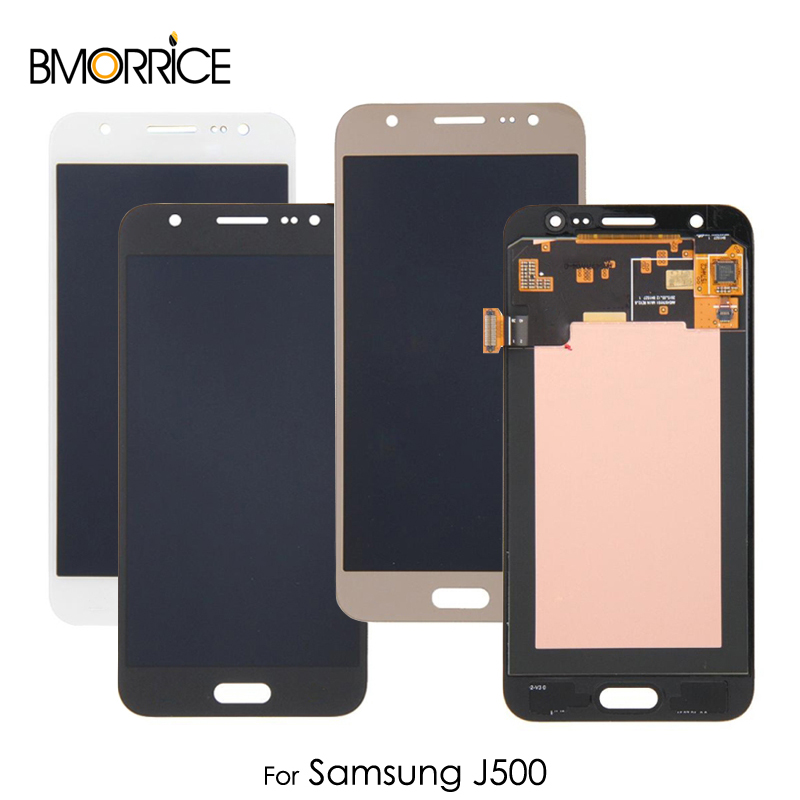 AMOLED/TFT For Samsung J5 2015 J500 J500F J500G J500Y J500M LCD Display Touch Screen Digitizer OLED Adjustable BrightnessAMOLED/TFT For Samsung J5 2015 J500 J500F J500G J500Y J500M LCD Display Touch Screen Digitizer OLED Adjustable Brightness