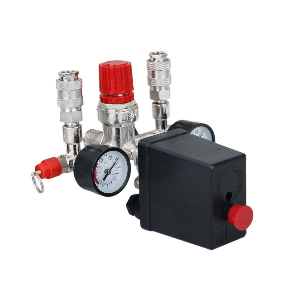 Image 3 - Wholesales item Compressor Pressure Switch Control Valve NO.6-in Switches from Lights & Lighting