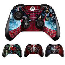 Surper Hero Vinyl Skin Sticker For Microsoft Xbox One Controller Decal Controller Skin
