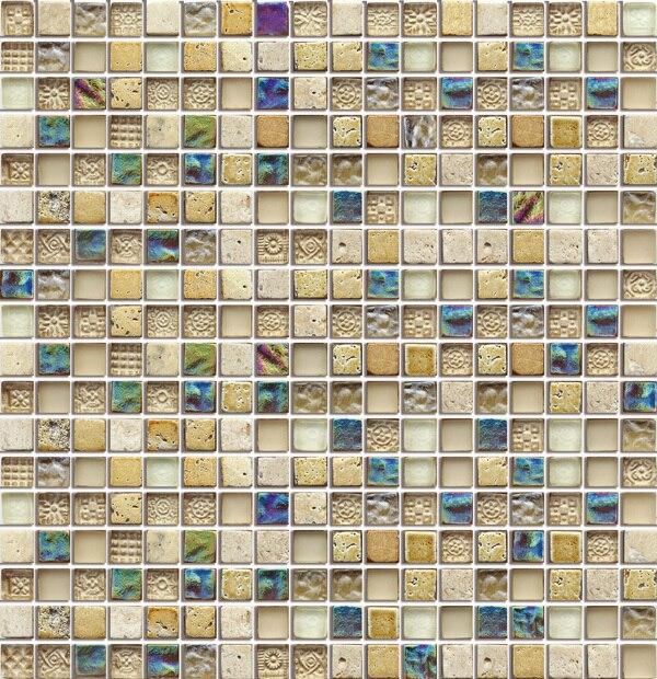 barevné křišťálové sklo mozaika HMGM1150C pro kuchyňské backsplash dlaždice koupelna sprcha chodba zeď mozaika doprava zdarma