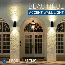 LED Wall Light Outdoor Waterproof IP65 Porch Garden Wall Lamp Home Sconce Indoor Decoration Lighting Lamp Aluminum AC85-265V