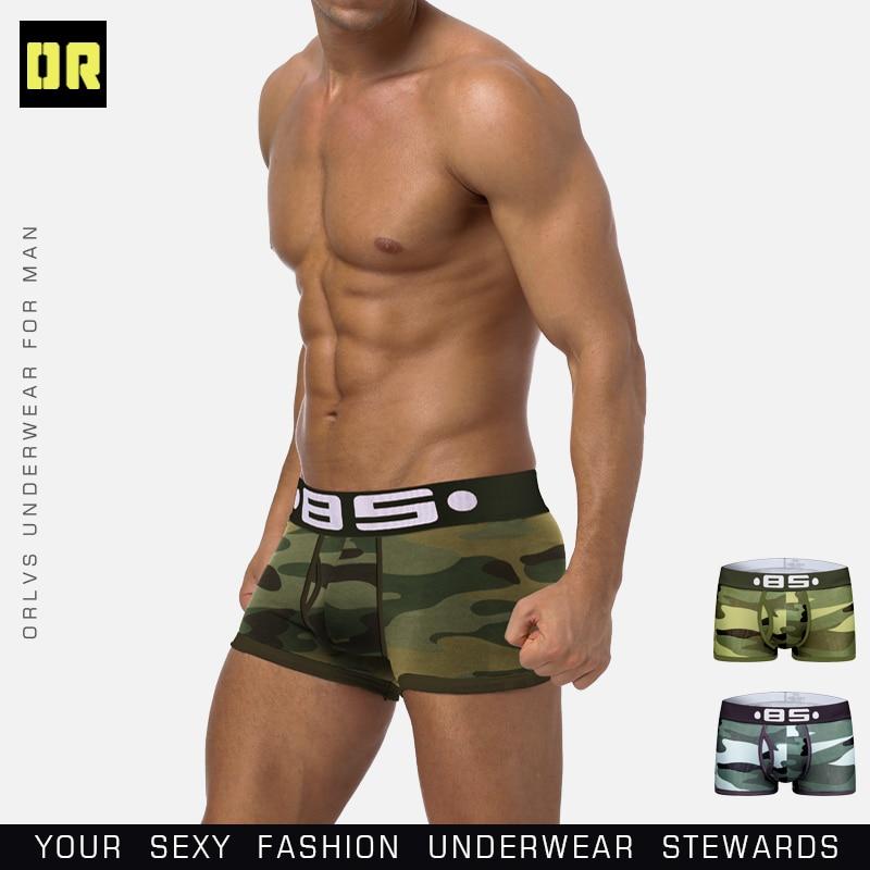 BS Male Men Underwear Men Boxer Men Underpants Man Panties Comfortable Breathable Cuecas Cotton Male Underwear Sexy Boxer