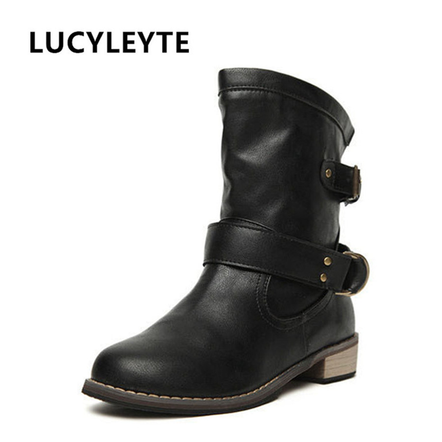 2016 hot sale The new high-quality women's shoes size 34-42 leather thick heel ladies walking shoes and sneakers Free shipping high quality walking shoes thick crust sneakers female ins the hottest shoes 2018 new small white women s sport shoes wk46
