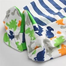Dinosaur Soft Cotton Jumpsuit 0-12M