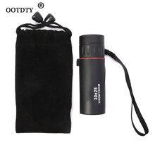 Monoculaire mini télescope basse nuit Vision 30x25 chasse Concert Mini Portable livraison directe