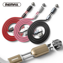 Remax 2 in 1 Magnetic Charger Cables For iPhone X 5 6 Fast Charging Cable For Huawei xiaomi Micro USB Cable For Samsung s5 цена
