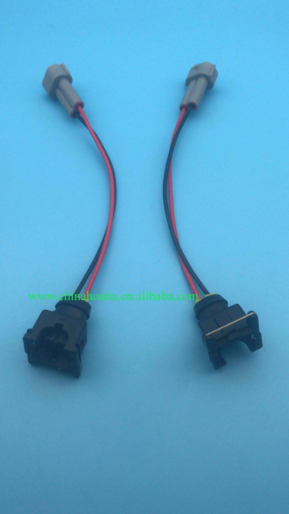 Buy Ev1 Female Fuel Injector Connector 750cc 1000cc Rb26 Wiring Harness Eee