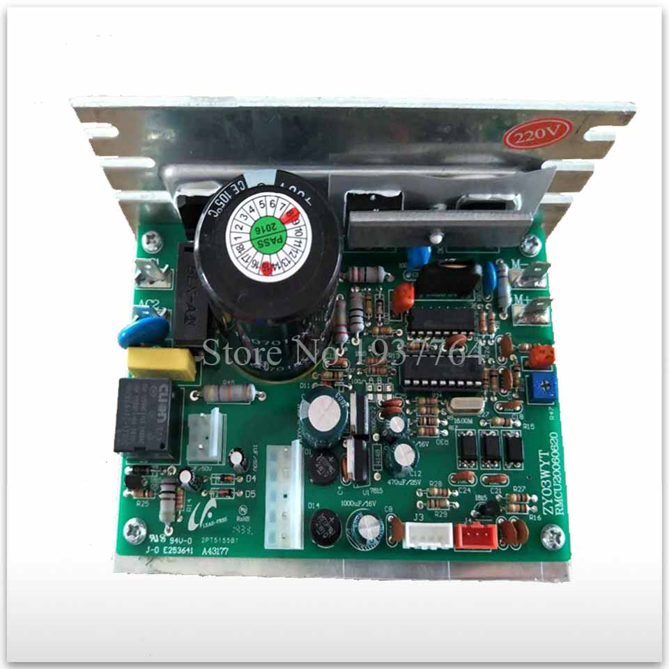 95% new for ZY03WYT treadmill power supply board circuit board mainboard  3PIN good working
