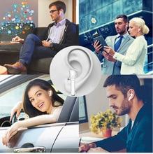 Bluetooth Earphone With Charging Box Bluetooth Earphones Mini True Wireless Earbud Headset For iPhone Samsung Android bluetooth 5 0 mini earphone wireless earbud deep bass headset with metal charging box headphone for iphone 6 7 8 xiaomi samsung