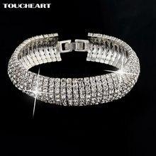 Toucheart модные свадебные браслеты с подвесками и для женщин