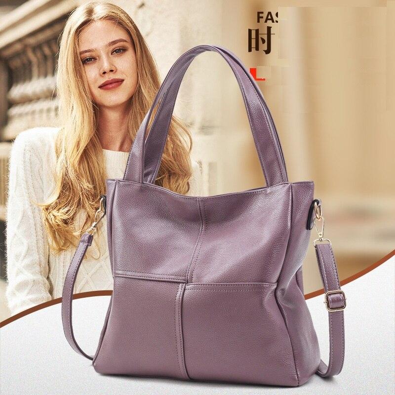 Designer Handbags High Quality Fashion Women's Shoulder Bags Ladies Soft Real Leather Tassel Women Messenger CrossBody Bags N180