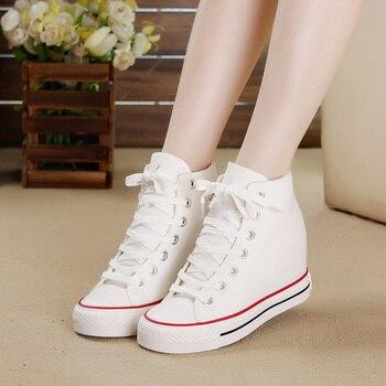 CHANVENUEL Platform Casual Shoes Shoes For Women Туалет