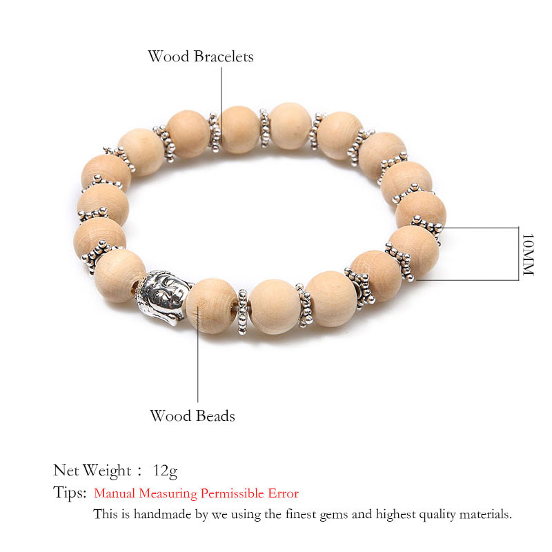 6f64c5ba0e Balibali Nepal Buddha Religion Bracelet Charm Buddhist Tibetan Prayer  Wooden Beads Bracelets Wrist Ornament Bangles Men Jewelry-in Strand  Bracelets from ...