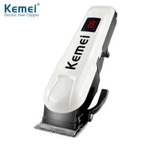 Kemei Rechargeable hair Clippe