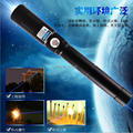NEW!focus able high power blue laser pointer 50000m 445nm 450nm burning match/paper/dry wood/candle/black/free shipping