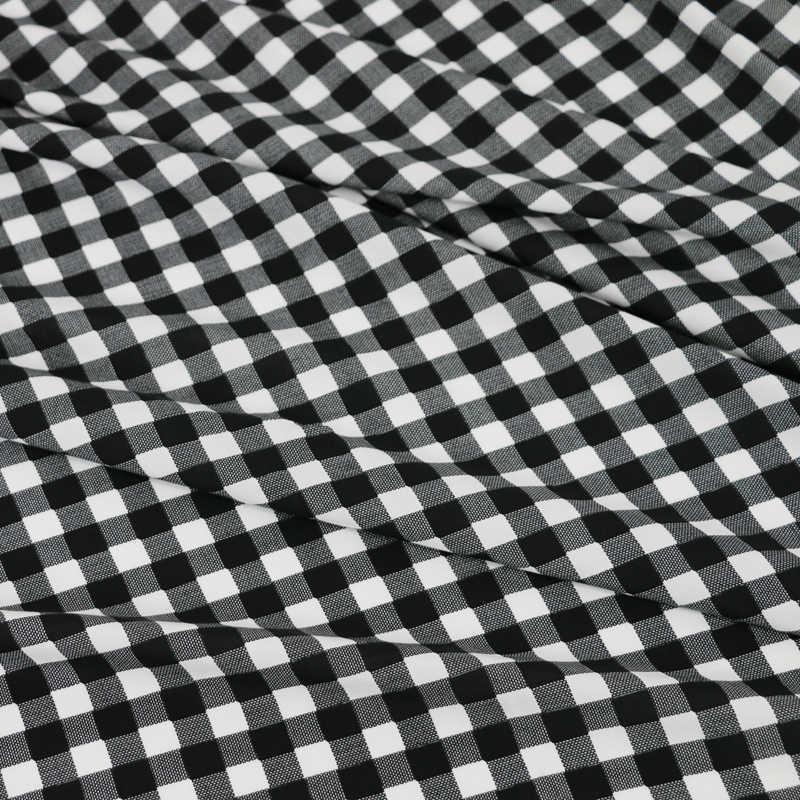 Algodón//Leinen//VISCOSE África en gris 50 x 140 cm