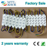 5050 RGB LED Module 12V Back Lighting For Channel Letters Signs Light Boxes 200PCS Lot IP65