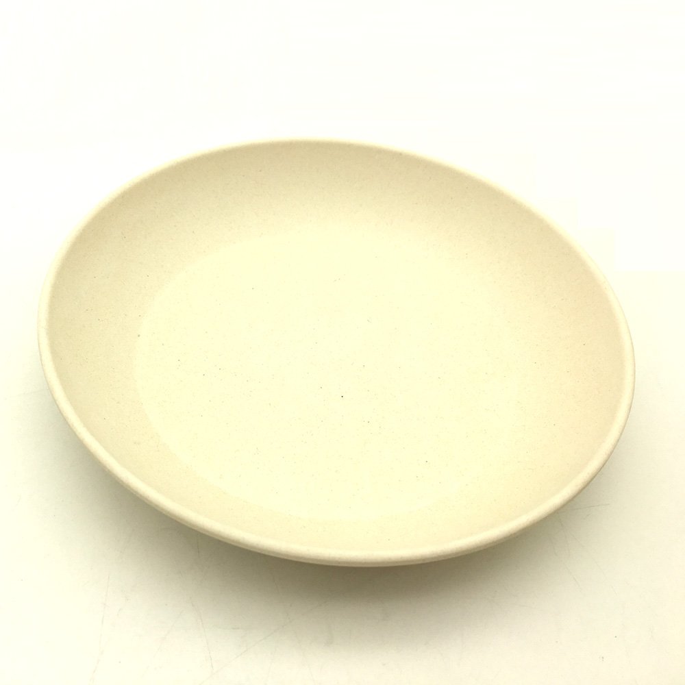 plate shoulder picture  more detailed picture about pcs deep  -  pcs deep dishes dinner plate new design deep bowls bamboo fiber dishescake white blue plates