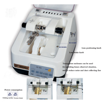 1pc NH-900 automatic polishing machine Lens polishing machine optical for CR-39 lens Glass lens and AC/PC lens automatic lens cap for samsung ex1 tl1500