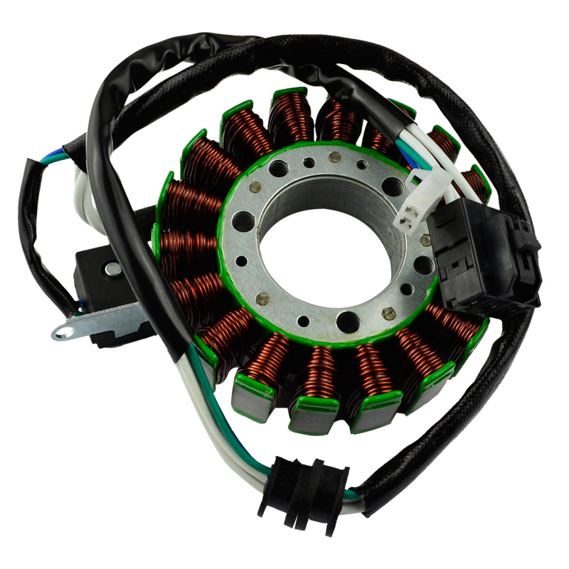 Motorcycle Generator Parts Stator Coil Comp For YAMAHA T MAX 500 T MAX500 TMAX 500 2001 2003