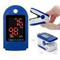 Pulse Oximeter SPO2 Finger Blood Pressure Monitor Pediatric Infant Digital Portable Fingertip Saturation Monitor Health Care