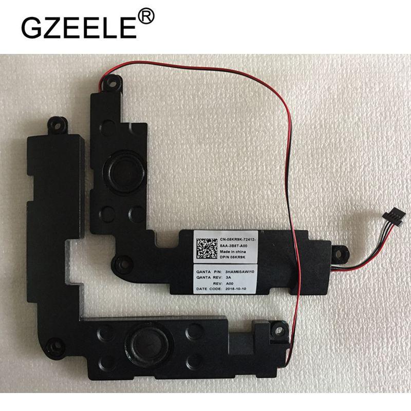 GZEELE New laptop internal Speaker for DELL Inspiron 15BD 7547 7548 built in speaker 05KR9K Left