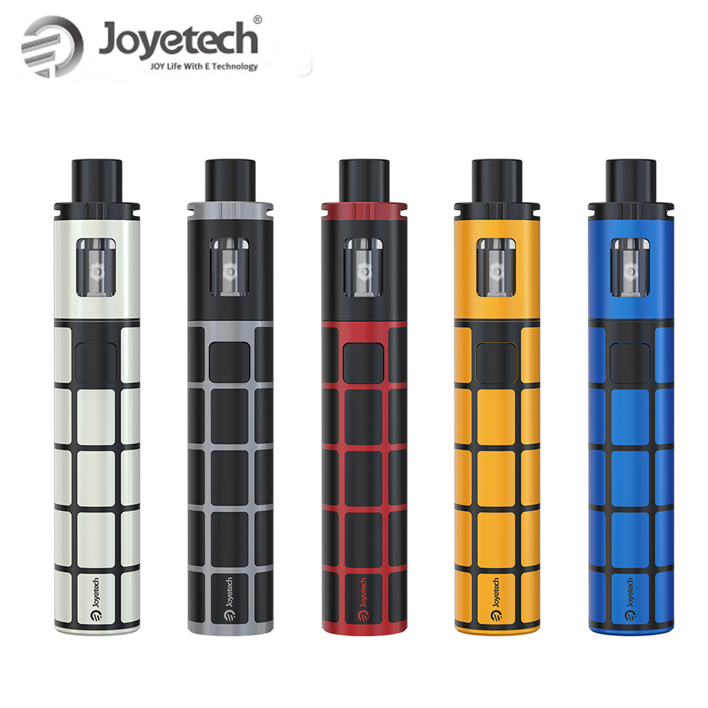 Clearance! Original Joyetech eGo One TFTA kit all-in-one style 2300mAh battery 2ml tank capacity e-Cigarette on Sale on sale 1 lot 50sheets 12 in one sheet new style nail art water sticker dazzle colour series in 2016 for bn169 180