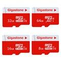 100% Оригинал Gigastone 32 Г Micro SD Class4 карты памяти SD TF карта 16 Г 8 Г 4 Г для мобильного телефона памяти карты