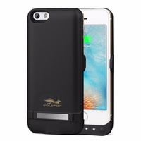 GOLDFOX External 4200mAh Backup Battery Charger Case For IPhone 5 5S SE Power Bank Case Cover