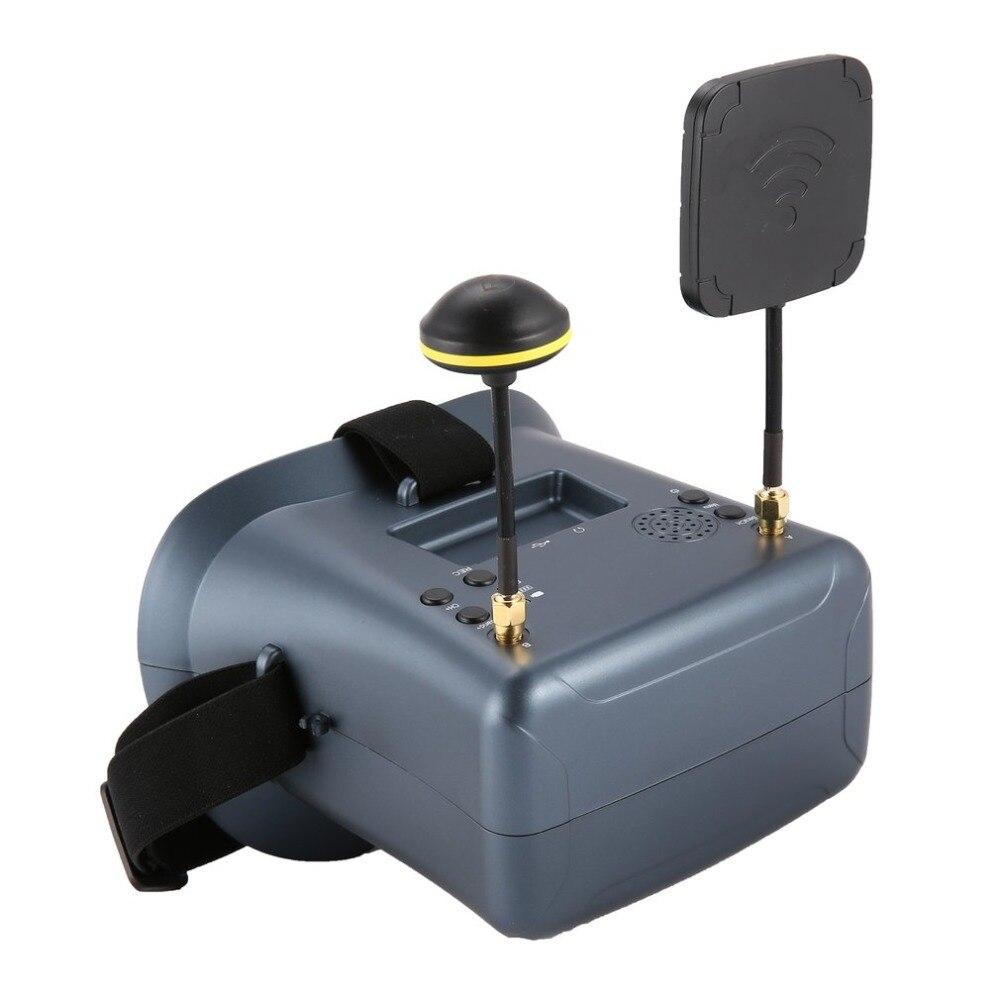 LS 008D 5,8G FPV Googles VR Gläser Hohe Qualität 40CH Mit 2000mA Batterie DVR Vielfalt Für RC Modell 92% Transparent objektiv Hobby-in Teile & Zubehör aus Spielzeug und Hobbys bei  Gruppe 1