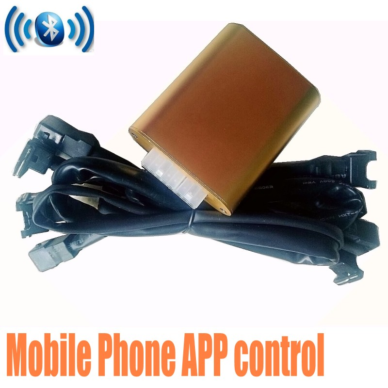 Mobile Phone App   PC Software  Bluetooth Connection   With Cold Start Asst. Support